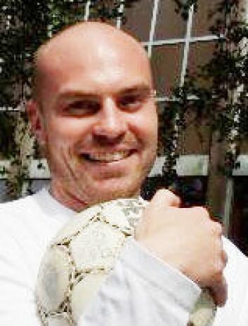 Geir Jordet, fotballforsker.