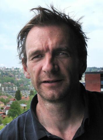 Arne Sletsjøe (Foto: Arnfinn Christensen)