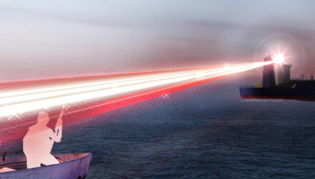 (Illustrasjonsfoto: BAE Systems © 2010)