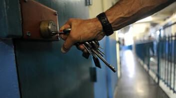 Ikkje alle straffedømte funksjonshemma får nedsatt straff. (Illustrasjonsfoto: www.colourbox.com)