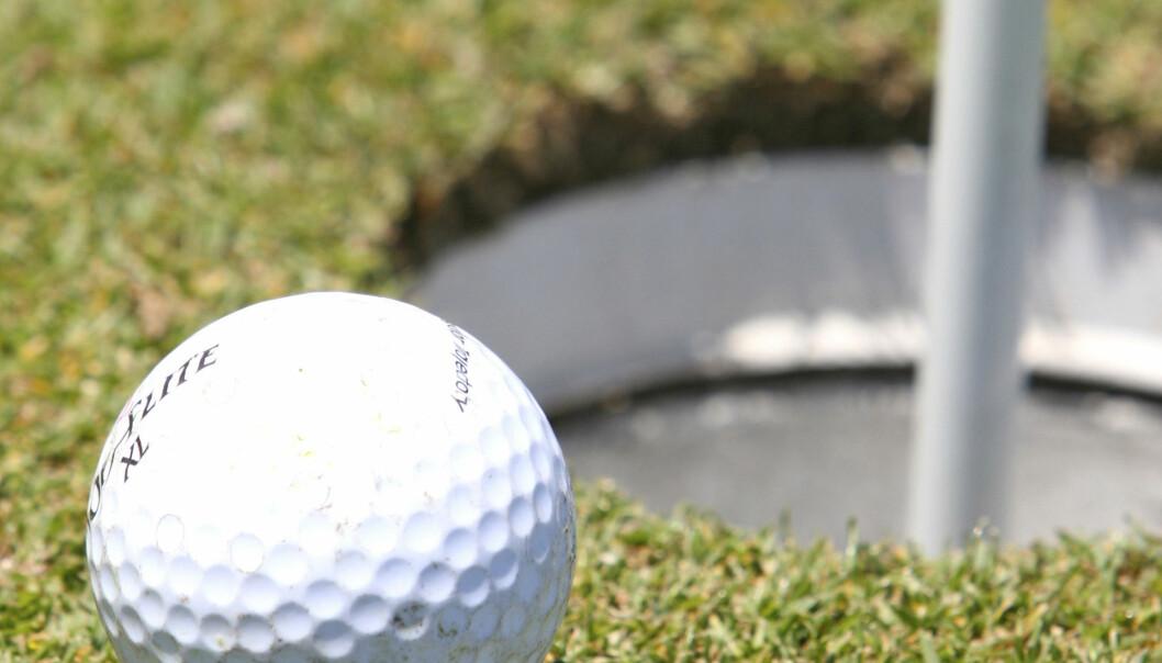 Radarhjelp til golfere