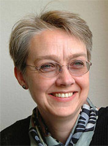 Anne Eriksen (Foto: UiO)