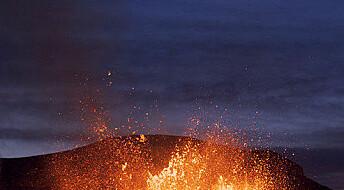 En vulkans bekjennelser