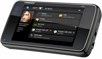 Nokia N900 (Foto: Nokia)