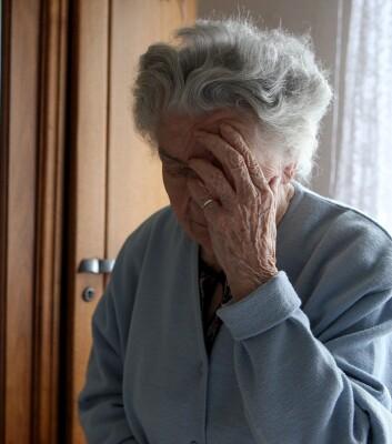 Alzheimers sykdom (Illustrasjonsfoto: Colourbox)