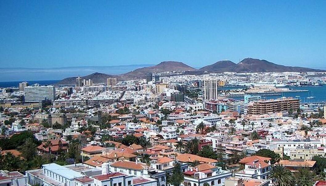 Las Palmas. (Foto: Wikimedia Commons, se lisens her)