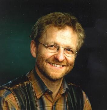 """Professor Stig Omholt"""
