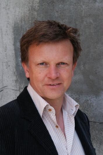 Geir Afdal forsker på toleranse ved Det teologiske Meninghetsfakultet. (Foto: MF)