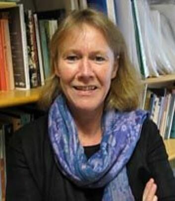 Jane Dullum er forsker ved Institutt for kriminologi og rettssosiologi ved Det juridiske fakultet, UiO. (Foto: UiO)