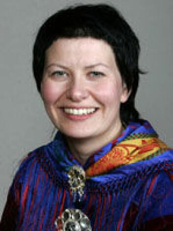 Fiskeri- og kystminister Helga Pedersen. (Foto: Bjørn Sigurdsøn)