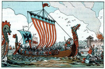 """""""Hva om vindforholdene hadde vært bare litt annerledes i 1066? Hadde Harald Hårdråde og norske vikinger erobret England? Hadde hele verdenshistorien blitt annerledes, eller hadde det ikke betydd så mye?"""""""