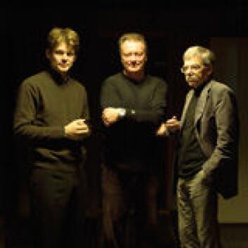 """""""Håkon Harket, Trond Berg Eriksen, Einhart Lorenz"""""""