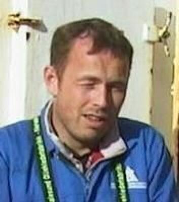 """""""Åge Høines er forsker ved Havforskningsinstituttet, og har dypvannsarter som sitt særfelt. (Foto:Havforskninginstituttet)"""""""