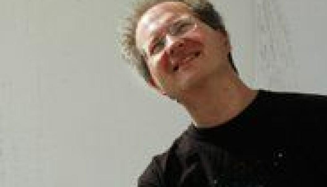 Knut Jørgen Røed Ødegaard. (Foto: Yngve Vogt)