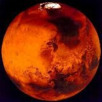 """""""Mars er ingen gjestmild planet, men NASA tror likevel den kan bli beboelig - om noen år..."""""""
