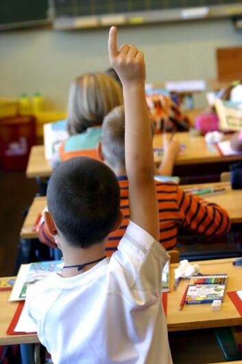 """""""Skoleverket må brukes mer effektivt til å fange opp unge før de blir lovbrytere, sier professor Dianne Kenny. Illustrasjonsfoto: www.colourbox.com"""""""