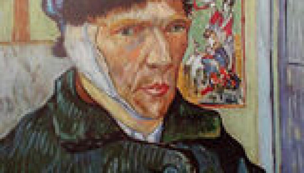 Astronomer daterer Van Gogh