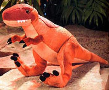 """""""Tyrannosayrus i myk utgave."""""""