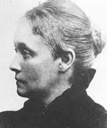 Agathe Backer Grøndahl. (Foto: Wikimedia Commons)