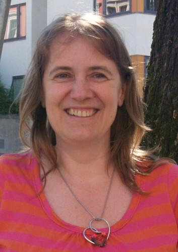 Camilla Hambro (foto: Heidi Elisabeth Sandnes)