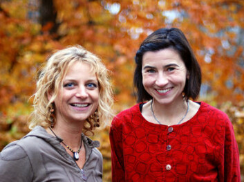 Ellen Karoline Henriksen, Fysisk institutt, UiO og Camilla Schreiner ved Naturfagsenteret er initiativtakere til og koordinatorer for IRIS.