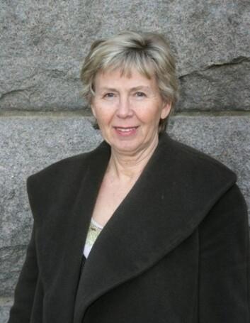 Elisabeth Gjerberg.
