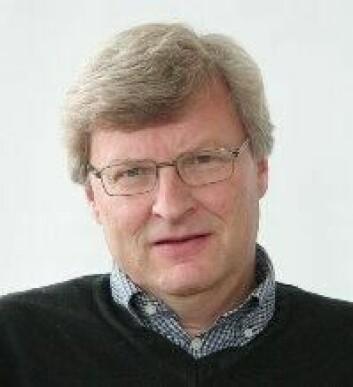Seniorforsker Egil Kallerud, NIFU STEP. (foto: NIFU STEP)