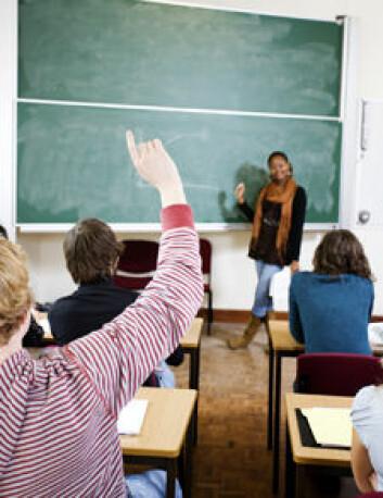 Mange av deltakerne i undersøkelsen i Bergen Fengsel klarer ikke å stenge ute lyder som ikke er relevante. Det gjør læring i et urolig klasserom vanskelig.