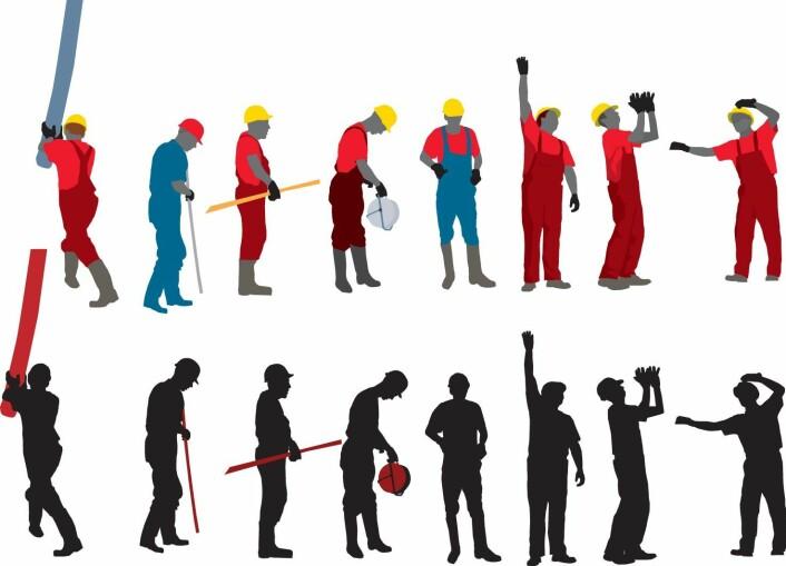 """""""– Hva skjer med arbeidsinnvandringen fra Øst-Europa i et arbeidsmarked med fallende aktivitet? spør Fafo-forskerne Line Eldring og Jon Erik Dølvik."""""""