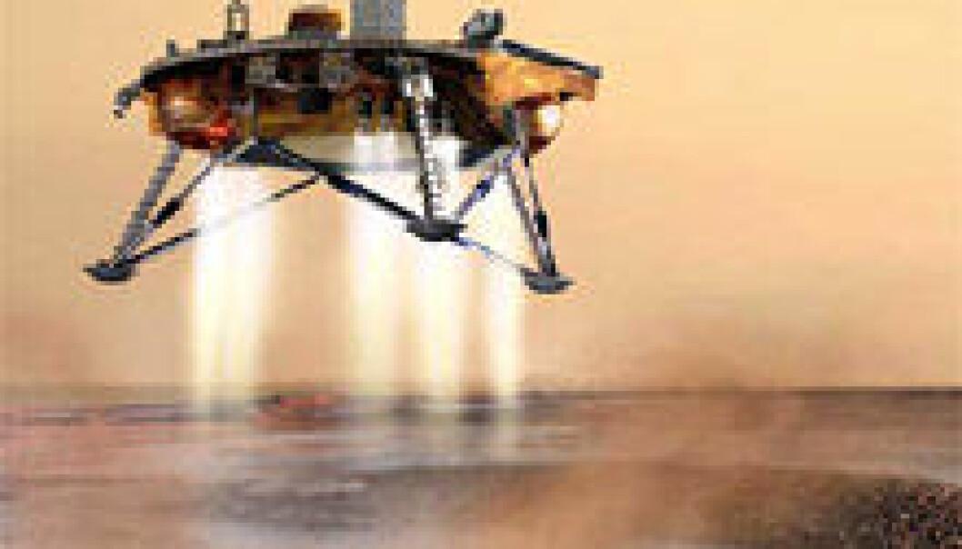Illustrasjon: NASA/JPL/C. Waste