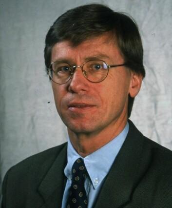Professor Jan Tore Klovland. (Foto: NHH)