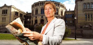 Peggy S. Brønn er en av Norges fremste eksperter på omdømme.