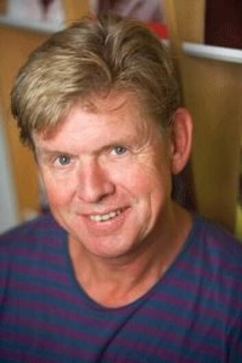"""Øystein Gullvåg Holter er Noregs første professor i likestillings- og maskulinitetsforsking. (Foto: Moment Studio)."""""""