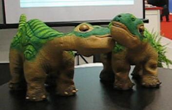 """Pleoer kan """"snakke"""" med infrarøde signaler"""