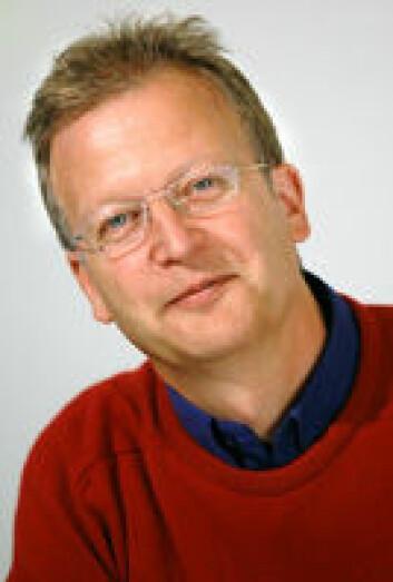 Johan Tønnesson, professor i sakprosa ved UiO.