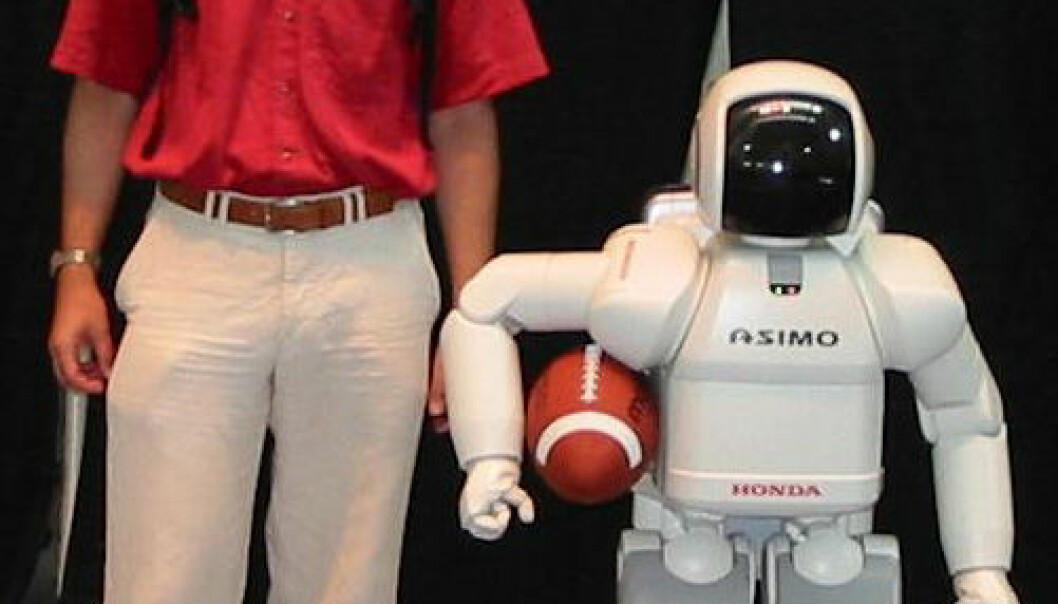 Ikke mobb roboten min …