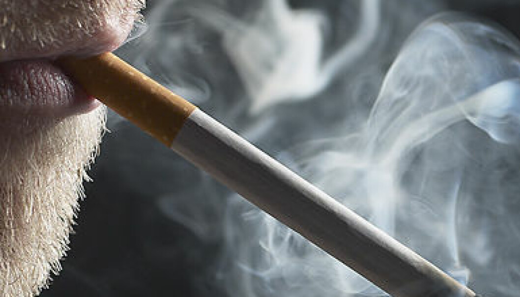 Røykeslutt er smittsomt