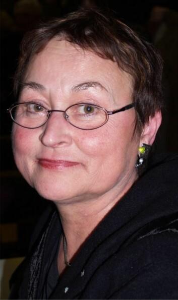 Gerd Bjørhovde er leder i Komité for integreringstiltak - kvinner i forskning