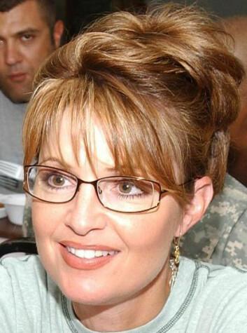 """""""Guvernør Sarah Palin har fått mye oppmerksomhet - også på grunn av utseendet. Kvinnelige politikere har en stor fordel av å oppfattes som tiltrekkende, viser den nye studien. (Foto: Wikimedia Commons)"""""""
