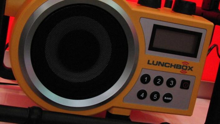 Spenstig radiodesign på IFA 2008