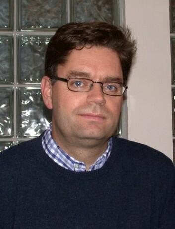 Jens Christian Holst. (Foto: Havforskningsinstituttet)