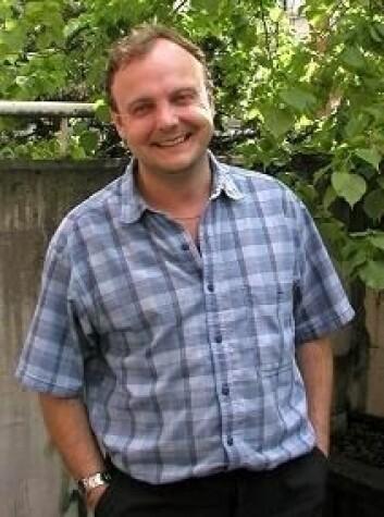 Professor Frank Meyer.