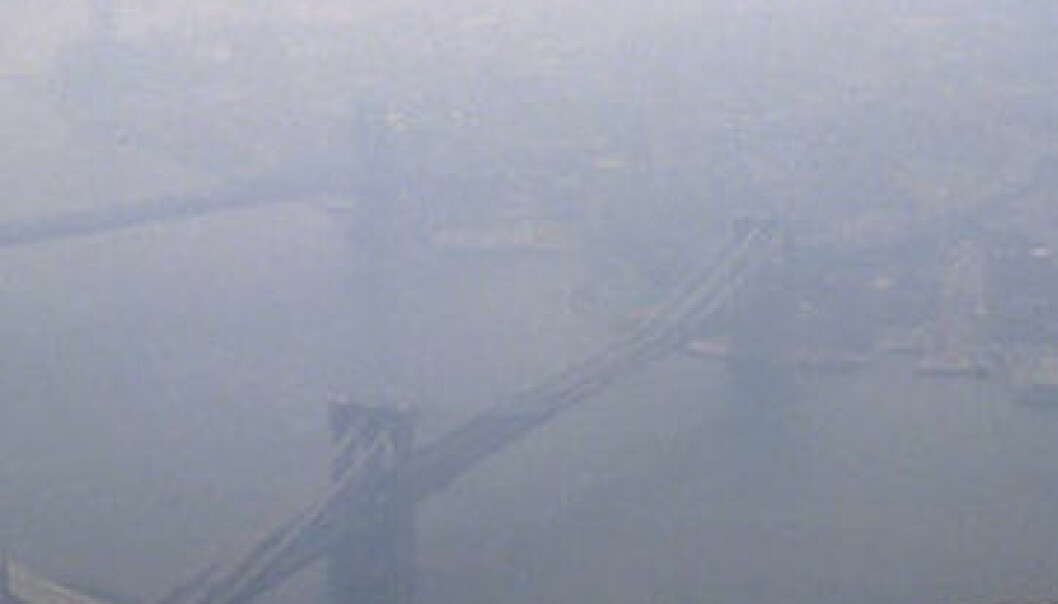 Smog - ikke bare bilens skyld