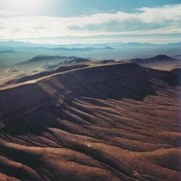 Yucca Mountain, mulig lagringsplass for atomavfall