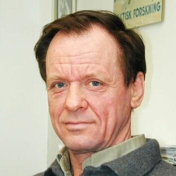 Karl-Arne Stokkan. (Foto: Aase Wynn)
