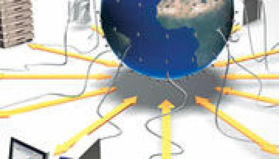 Starten på en nettverksdrøm