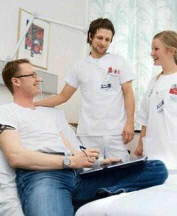 Framskritt innenfor klinisk behandling krever tverrfaglig forskning. (Foto: Cornelia Ruland)