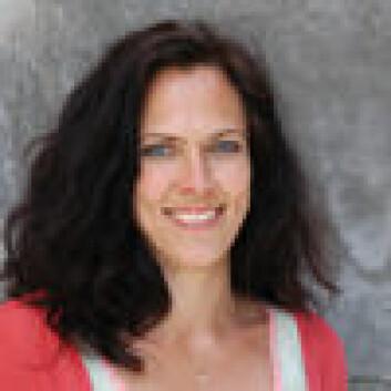 Kristin Moen Saxegaard.