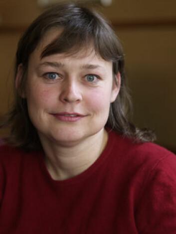 """""""Åsne Haaland tilhører en voksende gruppe av norske språkteknologer. (Foto: Annica Thomsson)"""""""