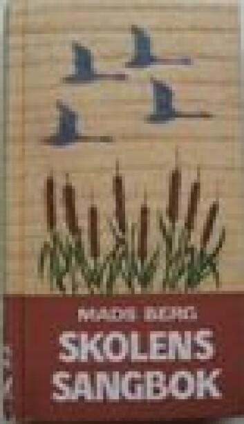 Mads Berg utga Skolens Sangbok i 1914. Den ble utgitt i nesten 30 reviderte opplag frem til 1984.